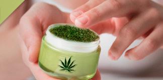 crema de marihuana