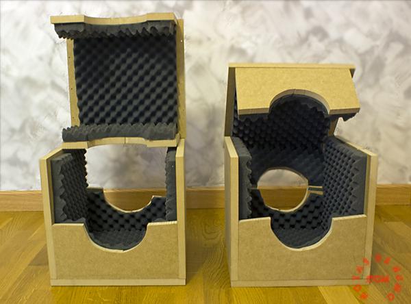 Extractor De Baño Hace Mucho Ruido:Cómo hacer una caja insonorizadora para RVK
