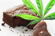 brownies de marihuana