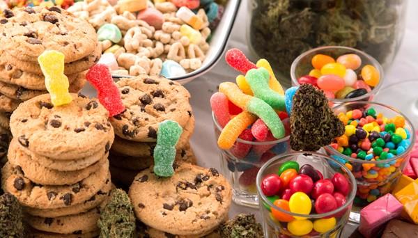 marihuana y hambre
