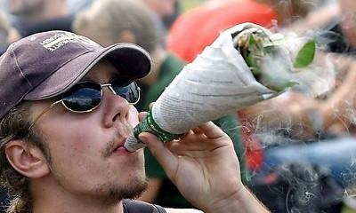 sobredosis de marihuana