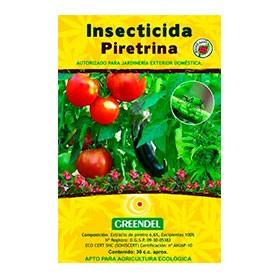 diferencias entre preventivos e insecticidas foto de piretrina