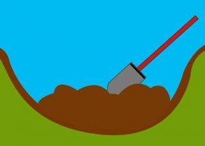 preparar el suelo para el cultivo de guerrilla