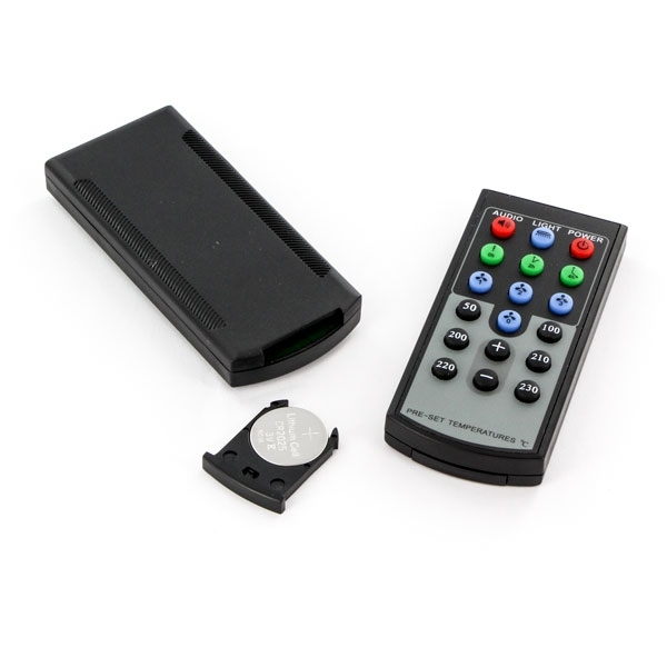 arizer extreme q mando a distancia