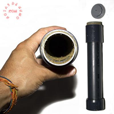 tubo pvc bho