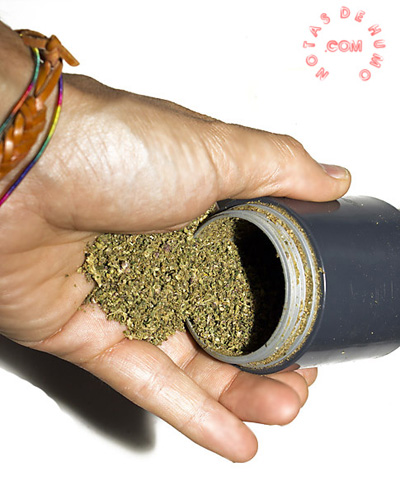 marihuana tubo pvc