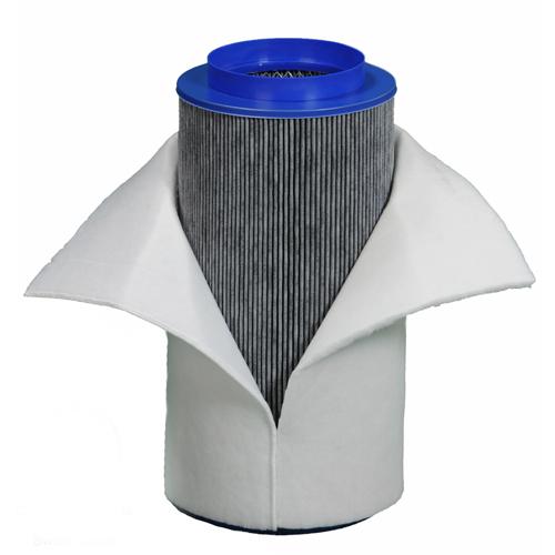 filtro carbon activo